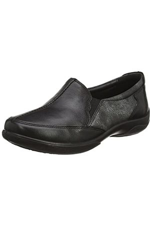 Padders 874, Zapatos sin Cordones Mujer, (Black Combi)