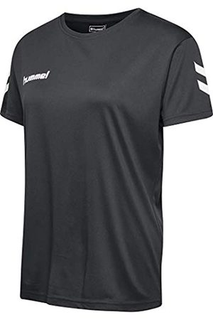 Hummel Core Poly tee Woman S/S Camisetas, Mujer
