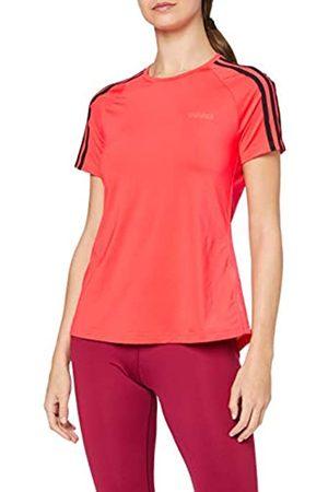 adidas D2M 3S tee T-Shirt (Short Sleeve), Mujer