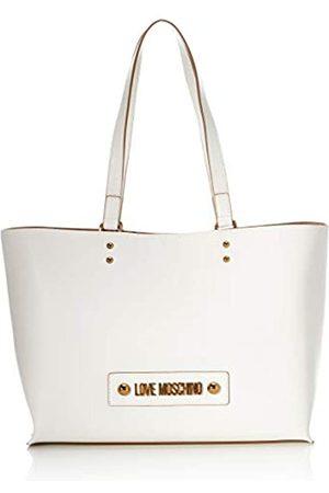 Love Moschino Jc4024pp1aMujerBolsos totesBlanco (Bianco)12x27x40 centimeters (W x H x L)