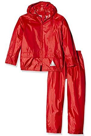 Result Traje con Chaqueta y pantalón Impermeable para niños Heavyweight RE95J, Infantil