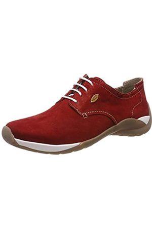 Camel Active Moonlight, Zapatos de Cordones Derby para Mujer, (Red 1)
