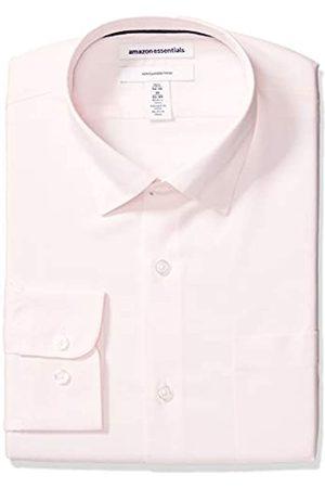 Amazon Slim-Fit Wrinkle-Resistant Stretch Dress Shirt Shirts