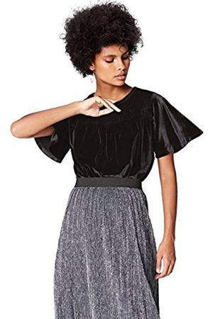 FIND Blusa de Terciopelo para Mujer