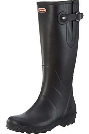Viking Foxy, Botas de Agua para Mujer, -Schwarz (Black 2)