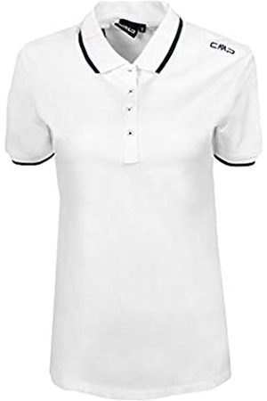 CMP Polo 39D8356 Camiseta, Mujer