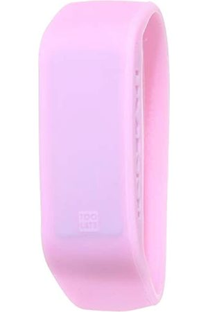 too 2 late Reloj Unisex WTC LED Past Pink S