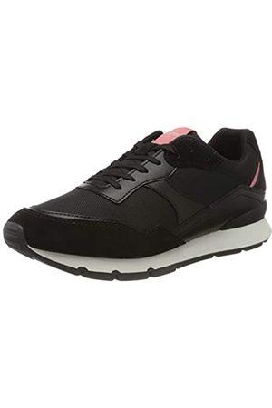 Esprit Blanchet Lu, Zapatillas para Mujer, (Black 001)