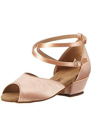 Diamant Mädchen Tanzschuhe 022-030-094, Zapatos de Tacón para Niñas