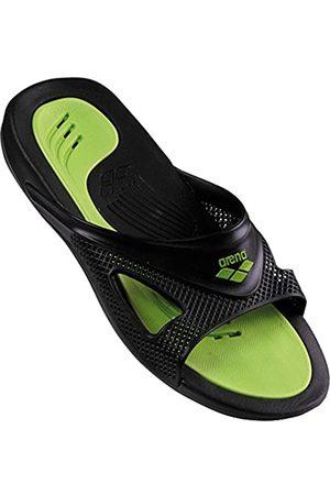 Arena Hydrofit Man Hook Zapatos de Playa y Piscina, Hombre, Black 056