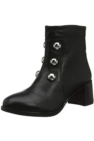 JOOP! Nara Boot miz 3, Botines para Mujer, (Black 900)