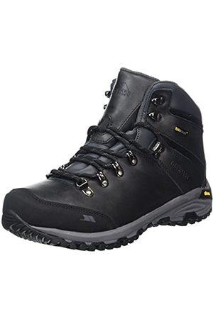 DLX Cantero, Zapatos de High Rise Senderismo para Hombre, (Black Black)