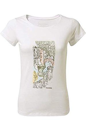 Craghoppers Cornelia - Camiseta de Manga Corta para Mujer, Mujer