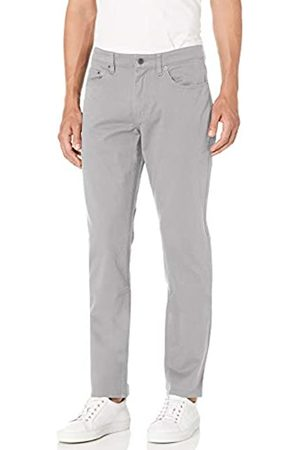 Amazon Slim-Fit 5-Pocket Stretch Twill Pant pants