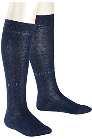 Esprit Foot Logo Knee-hights 2p Calcetines