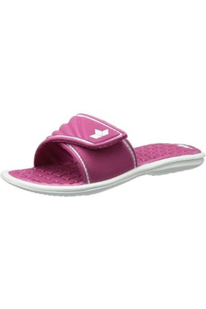 LICO Malediven, Zapatos de Playa y Piscina para Mujer, (Pink/Weiss Pink/Weiss)
