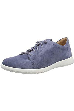 Ganter Gabby-g, Zapatos de Cordones Derby para Mujer, (Jeans 34000)