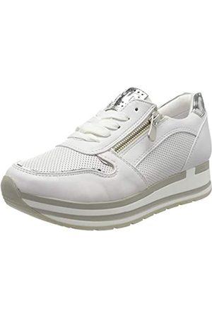 Marco Tozzi 2-2-23717-34, Zapatillas para Mujer, (White Combi 197)