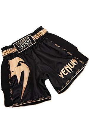 Venum Giant Pantalones Cortos de Muay Thai, Hombre, /