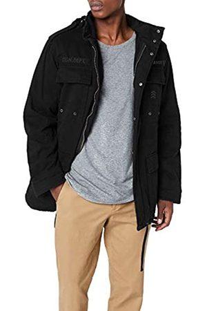 Brandit BDU Twill Jacket Chaqueta Entre-Tiempo Negro
