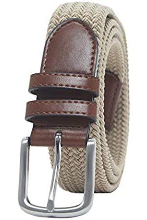 Amazon – Cinturón trenzado elástico para hombre