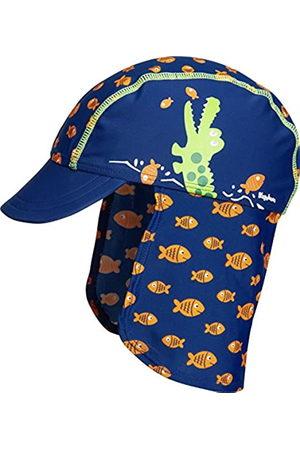 Playshoes UV-Schutz Mütze Krokodil Sombrero