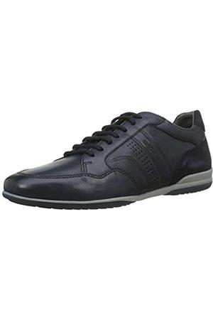 Geox U Timothy A, Zapatos Derby para Hombre, (Navy C4002)