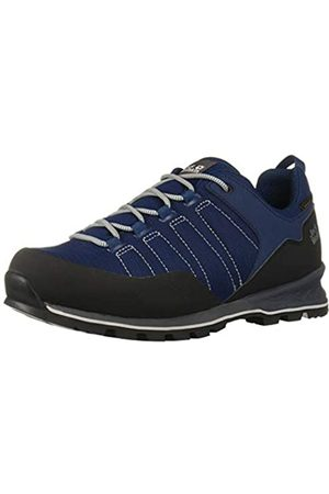 Jack Wolfskin Scrambler Lite Texapore M, Zapatos de Low Rise Senderismo para Hombre, Blue/Black 1166