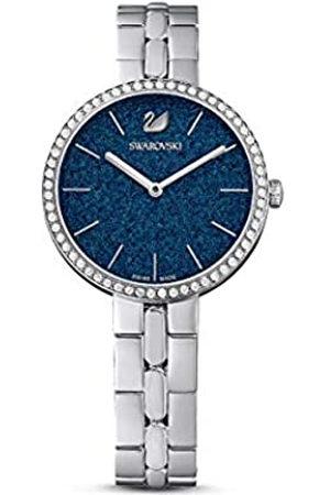 Swarovski Reloj Analógico para Mujer de Cuarzo con Correa en Acero Inoxidable 5517790