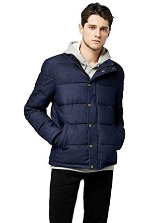 FIND Denim Puffa Chaqueta