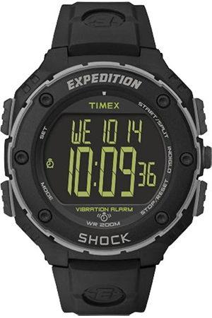Timex Expedition Shock XL - Reloj análogico de cuarzo con correa de resina para hombre