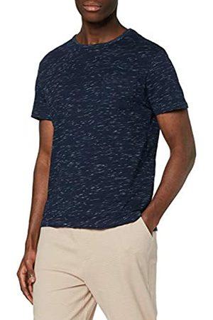 FIND Camiseta Jaspeada Hombre