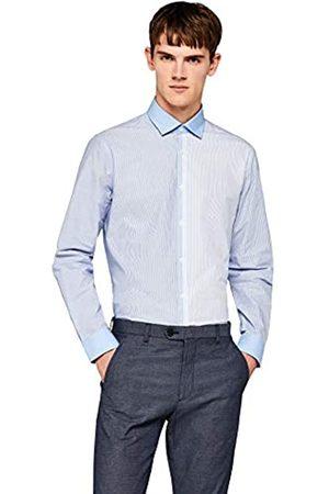 FIND Camisa de Diferentes Rayas para Hombre