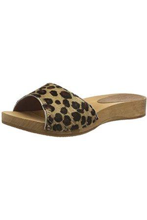 Sanita Camma Low Flex Sandale, Mules para Mujer, (Leopard 87)