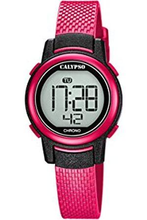 Calypso RelojDigitalparaMujerdeCuarzoconCorreaenPlásticoK5736/5