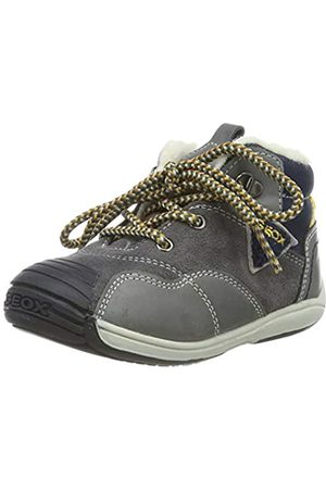 Geox B Toledo Boy A, Zapatillas para Bebés, (Dk Grey/Navy C0739)