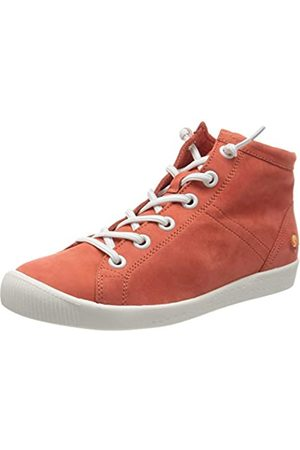 softinos Isleen2586sof, Zapatillas Altas para Mujer, (Devil Red 001)