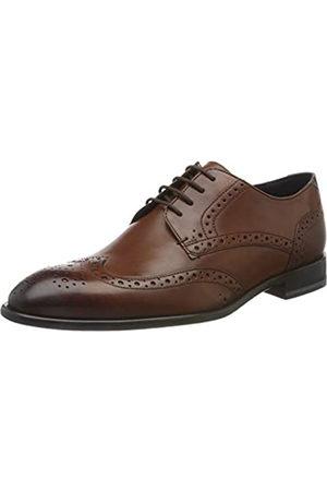 Ted Baker Hombre Con cordones - Trvss, Zapatos de Cordones Brogue para Hombre, (Tan Tan)