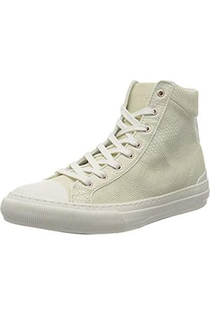 Superdry Premium Pacific High Top, Zapatillas Altas para Mujer, (Soft White L6o)