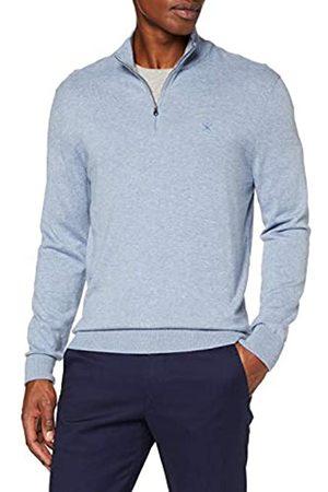 Hackett Hackett Cotton Merino Hzip suéter