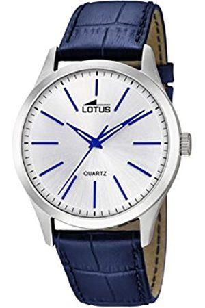 Lotus Reloj Análogo clásico para Hombre de Cuarzo con Correa en Cuero 15961/5