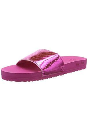 flip*flop Pooldiamond, Zuecos para Mujer, (Very Pink 2230)