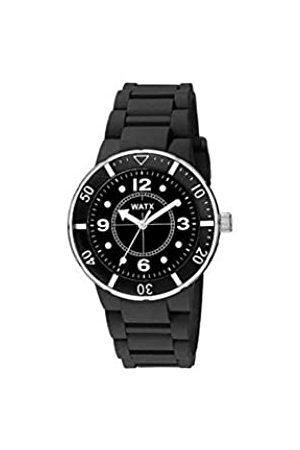 Watx Reloj Análogo clásico para Mujer de Cuarzo con Correa en Caucho RWA1601