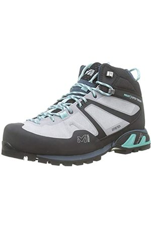 Millet LD Super Trident GTX, Zapatos Senderismo para Mujer, (High Rise/Aruba Blue 8885)