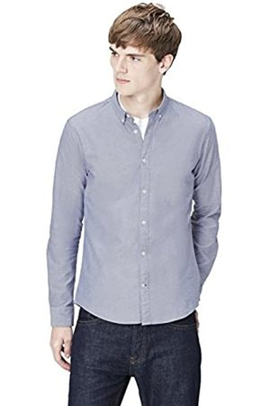 t shirts T-Shirts Slim Fit Oxford Casual, Camisa Hombre