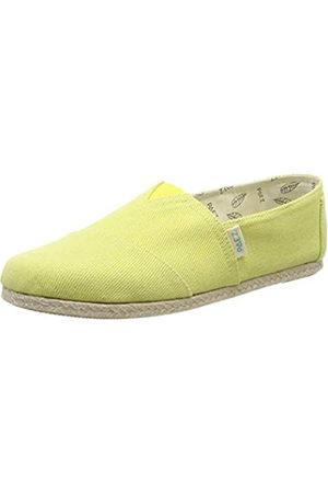 Paez Classic Essential Yellow, Alpargatas para Mujer, ( 619)