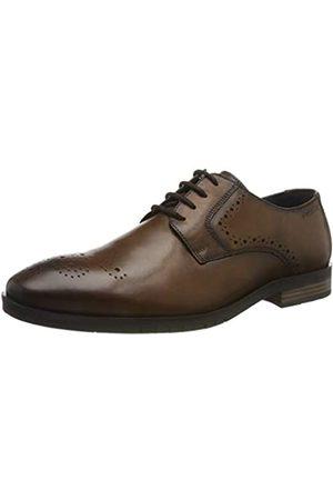 s.Oliver 5-5-13202-23, Zapatos de Cordones Brogue para Hombre, (Cognac 305)