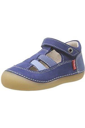Kickers Sushy, Sandalias para Bebés, (Bleu Tricolore 53)