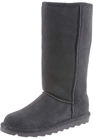 Bearpaw Elle Tall, Botas Slouch para Mujer, (Charcoal 030)