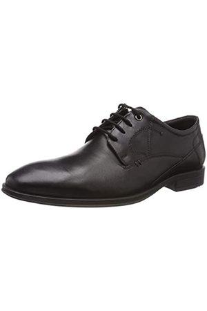 s.Oliver 5-5-13203-22 001, Zapatos de Cordones Oxford para Hombre, (Black 1)